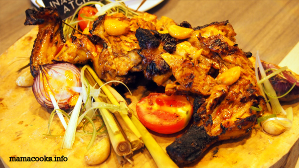 Bacolod Chicken Inasal at Vikings Buffet