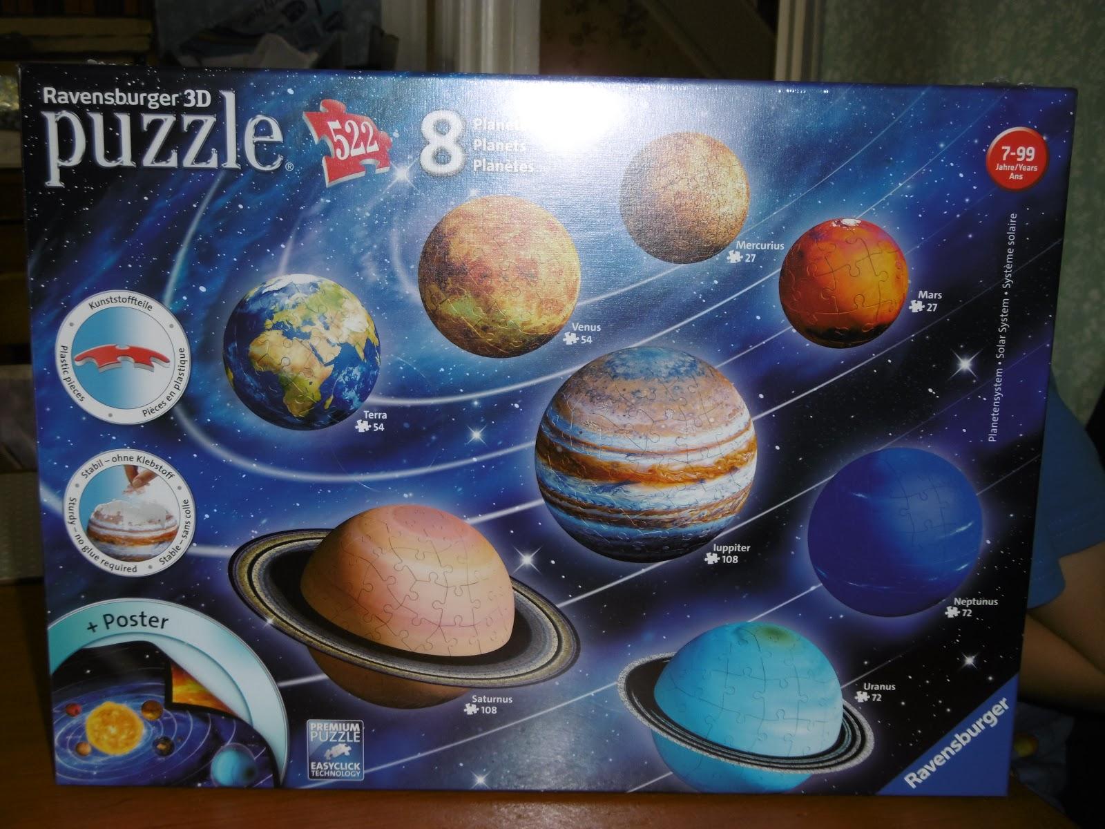 Madhouse Family Reviews Ravensburger 3d Puzzle