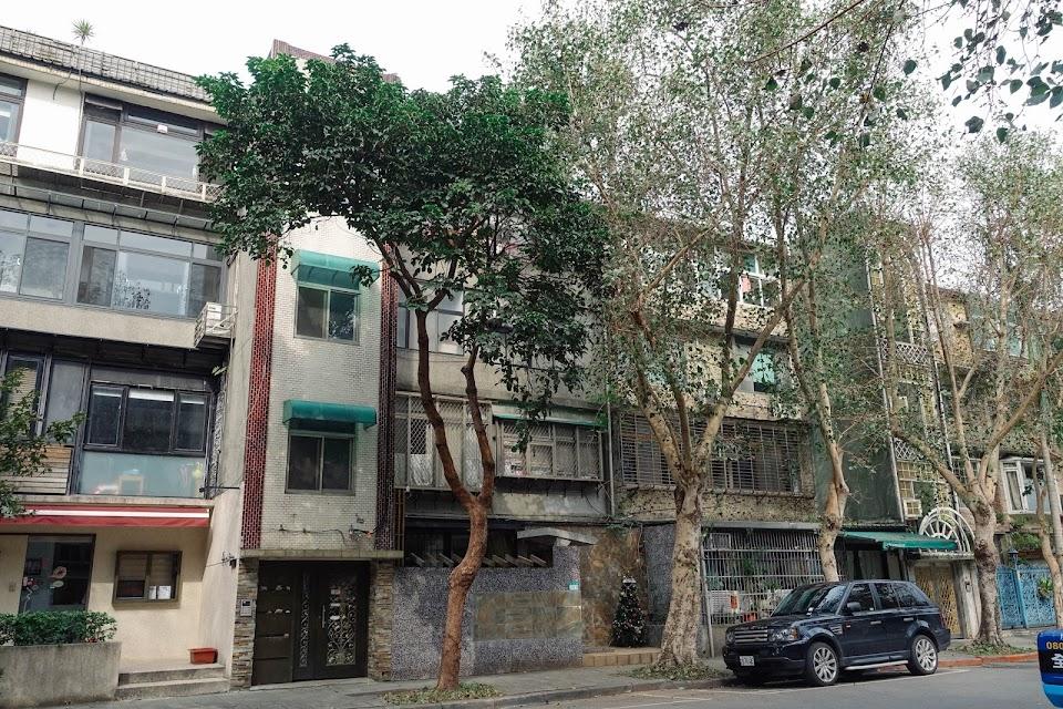 富錦街(Fujin Street)