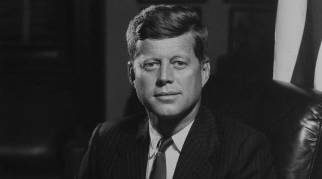 Misteri Kematian John F Kennedy