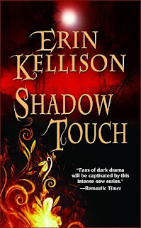 Shadow Touch by Erin Kellison