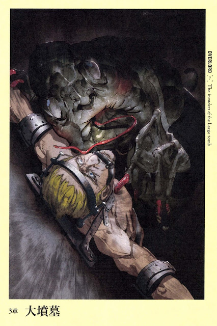 Overlord Light Novel Bahasa Indonesia