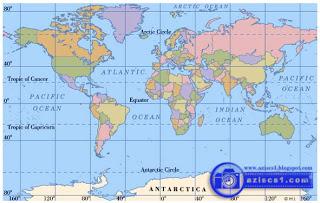 Pengertian Letak Astronomis, Geologis, dan Geostrategis Indonesia