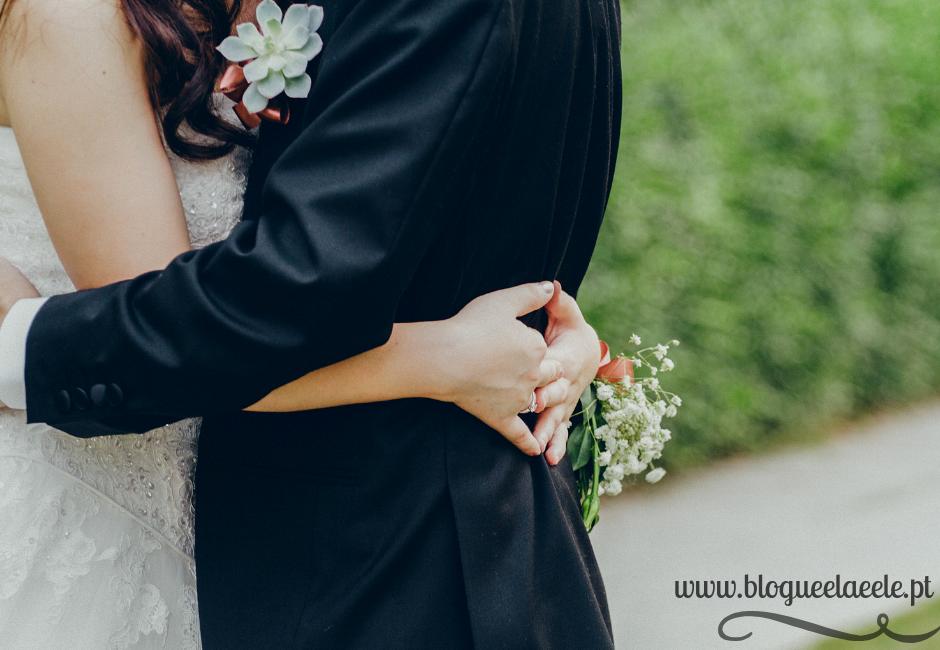 Dilemas de organização do casamento + blogue portuguès de casal + pedro e telma + ela e ele + ele e ela