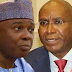 Omo-Agege withdraws contempt charge against Saraki, says I've been paid