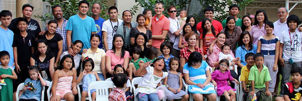 Filipino Extended Family