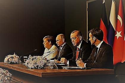 KTT Istanbul Menempatkan Nasib Rakyat Suriah di Tangan Vampir Suriah