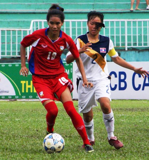 Indonesia U18 Vs Laos: Laos Football News, Asian Football News : AFF WOMEN'S