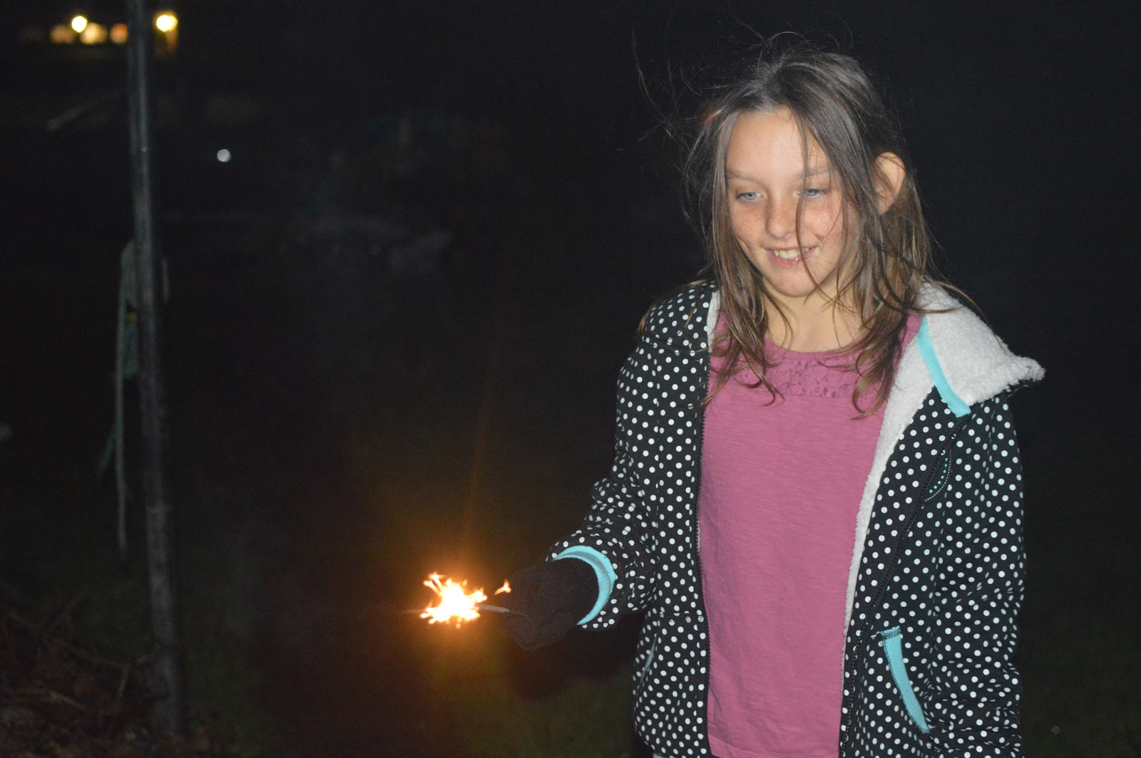 , Bonfire Night 2015: Down the Marina