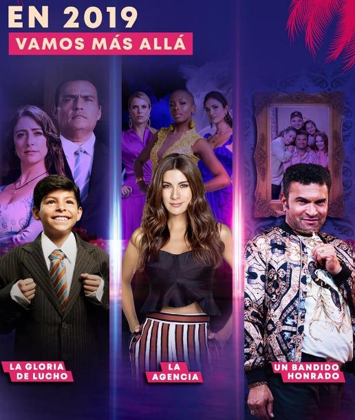 Lo nuevo de Caracol TV para el 2019  - Central+ | Medio