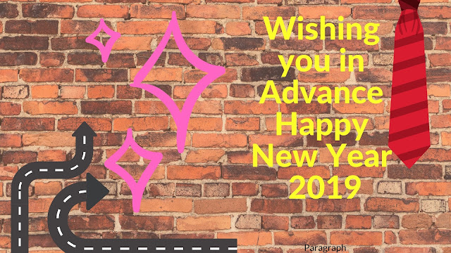Download Advance Happy new year 2019 images
