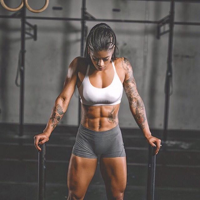 Fitness Model Massy Arias Instagram photos