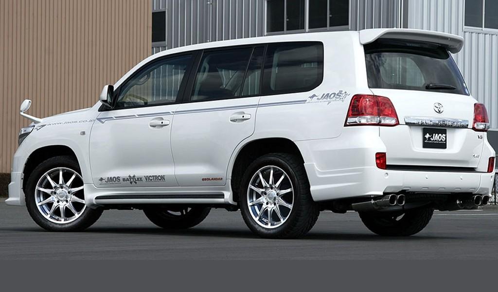 Toyota Toyota Land Cruiser