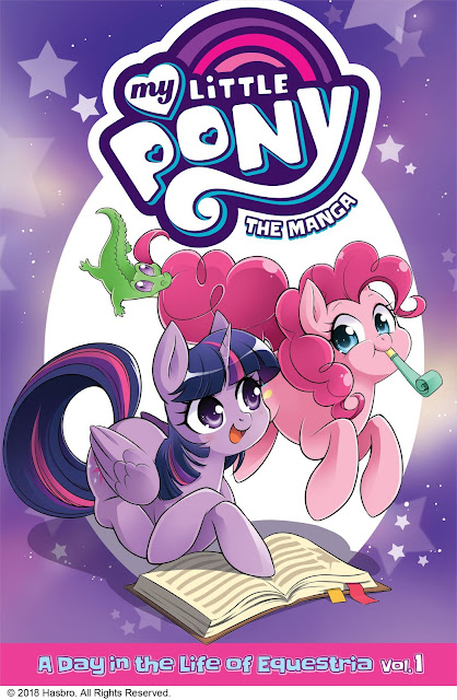 My Little Pony The Manga A Day In The Life Of Equestria
