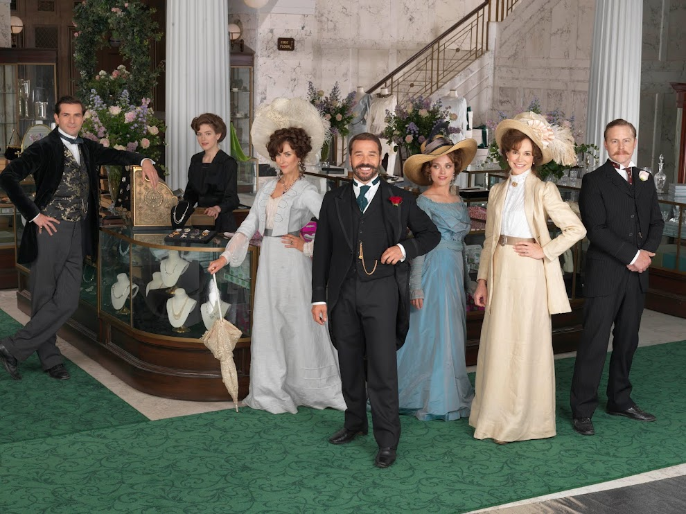 canal once estrena mr selfridge