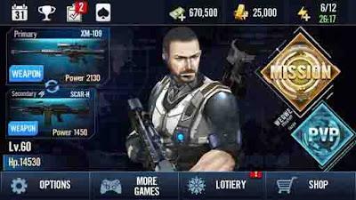 Elite Killer: SWAT v1.3.2 Mod APK4