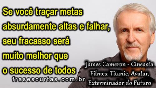 Frases de James Cameron