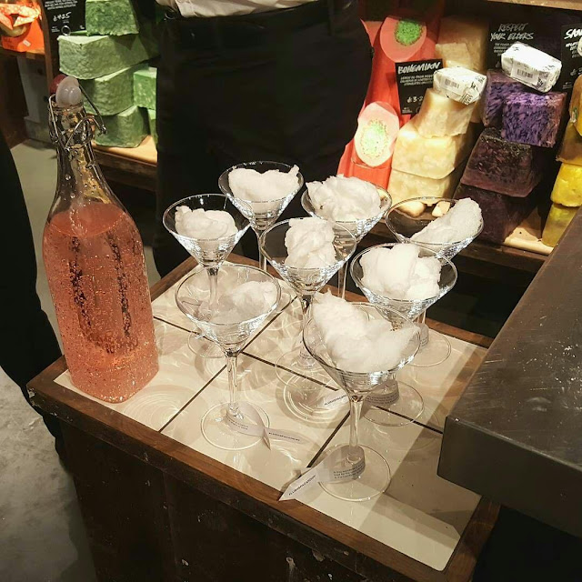 Cloud Cocktails