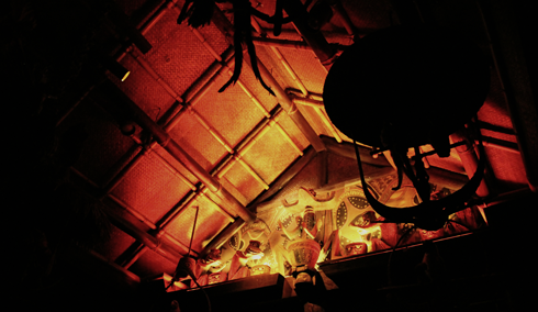 Tiki Room Walt Disney World