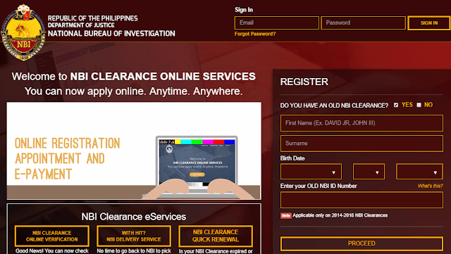 nbi registration
