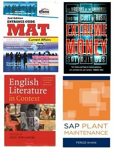 Special Offer: Min 50% Off on Select Fiction / Non Fiction, Competitive Exam Books @ Flipkart (Limited Period Offer)