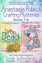 Anastasia Pollack Crafting Mysteries, Books 7-8