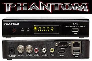 PHANTOM BIOZ HD ATUALIZAÇÃO V1.045  FUNCIONANDO 58W E 61W