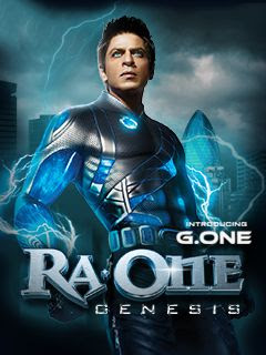 RA.ONE: Genesis game ponsel Java jar