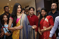 Actress Adah Sharma Launches Saree Niketan Showroom  0020.jpg