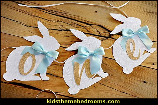 Peter Rabbit One  Banner.Peter Rabbit party supplies - Peter Rabbit Party Ideas - Peter Rabbit Party Theme  decorations - Peter Rabbit birthday party decorations - Peter Rabbit spring garden party decorating - garden party - Carrots Chocolate Candy molds  -  Carrot cake cookie molds - flower decorations - bunny party sweets - bunny party supplies