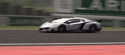GT Sports, Lamborghini Veneno 2014