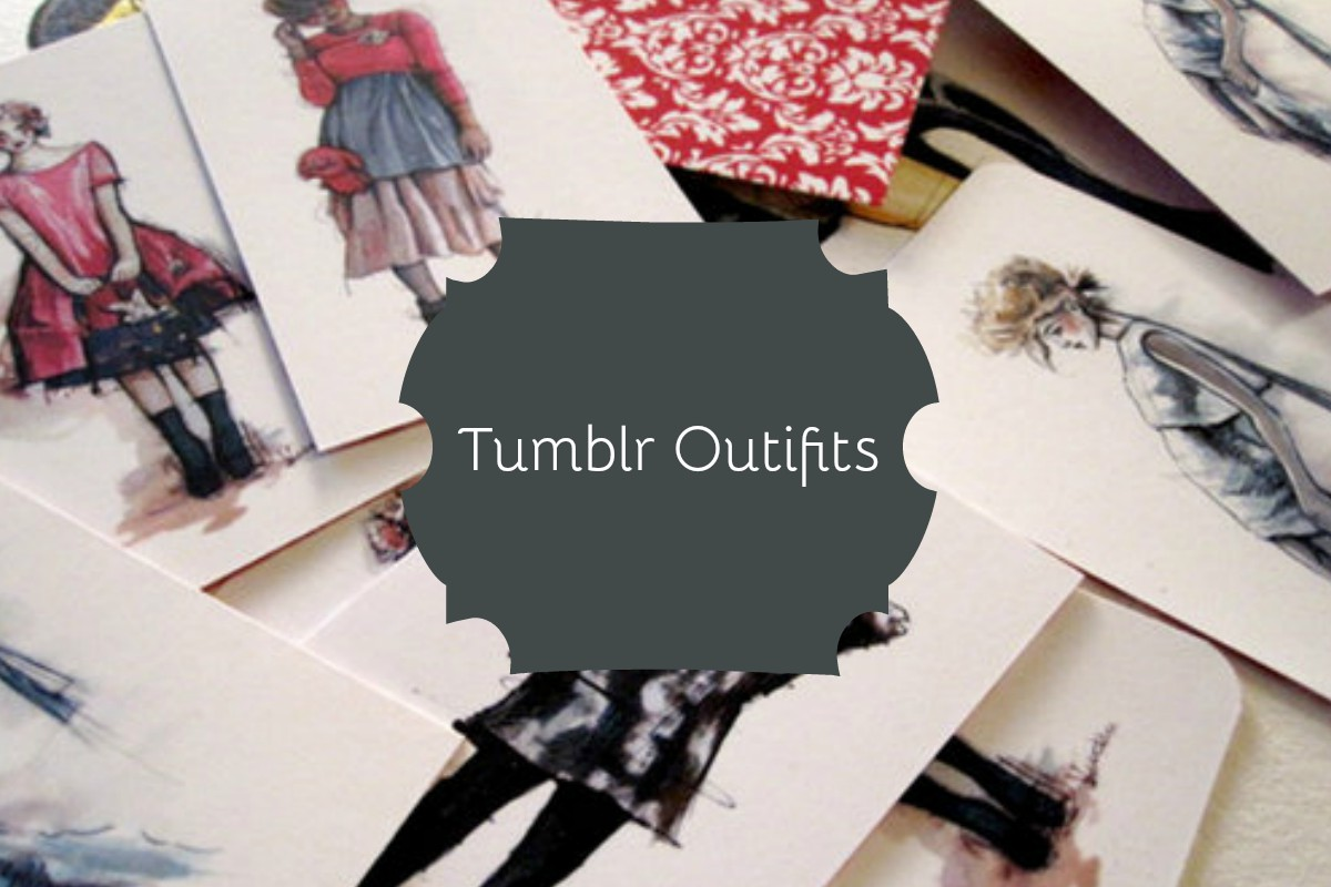 Alice In Neverland Tumblr Outfits