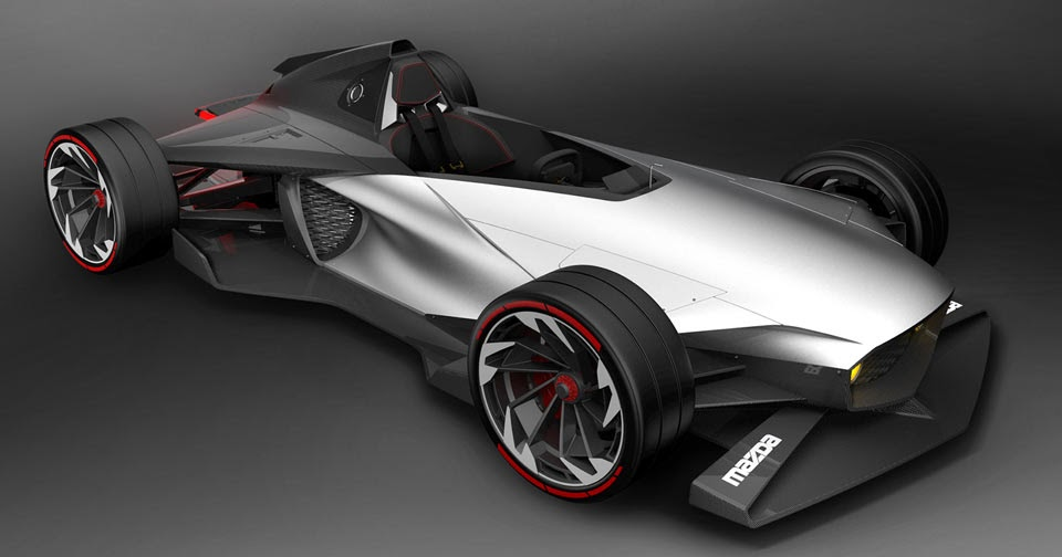 Mazda Could Absolutely Nail A Single-Seat Track Car