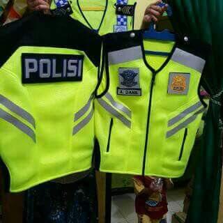 new rompi polisi perlengkapan polri