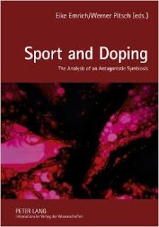 Dopage, Sport. Le paradoxe de la civilisation. Thibault Isabel. Krisis Diffusion.