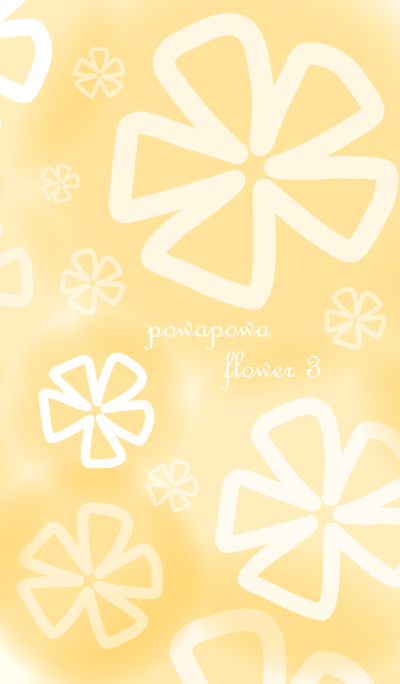 powapowa flower 3