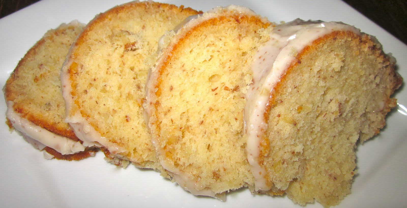 Cream Cheese Raisin Pound Cake