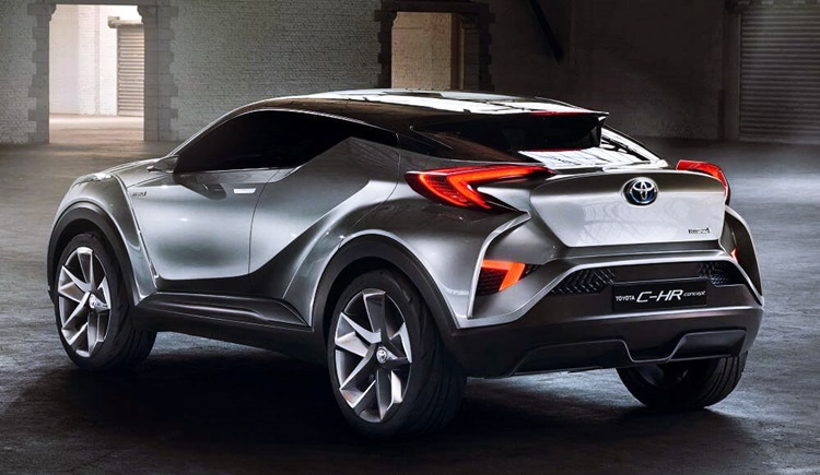 Toyota C-HR 2019 Price Release and Date