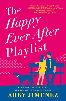 On My Radar: The Happy Ever After Playlist by Abby Jimenez | About That Story