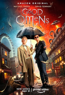 Good Omens Temporada 1 audio latino