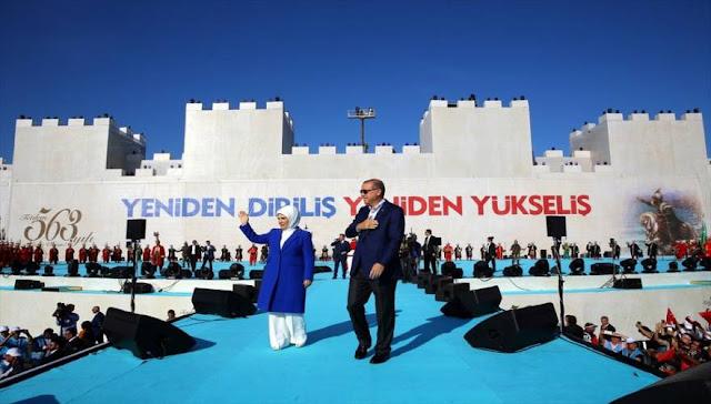 Ο ολοκληρωτισμός Ερντογάν βάζει την Τουρκία σε δοκιμασία