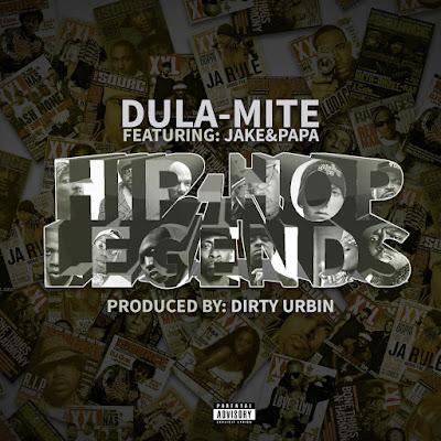 """Dula-Mite ft Jake&Papa - """"Hip-Hop Legends"""" Video {Dir. By Tay Price} @DulaMite @JakeandPapa / www.hiphopondeck.com"""