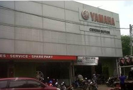 Dealer Yamaha CIDENG MOTOR Jakarta Pusat