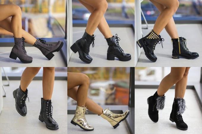 Ghete dama moderne toamna 2018 online la moda