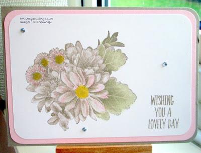 Heartfelt Blooms Stampin'Up!