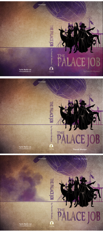 The Palace Job - Back Design