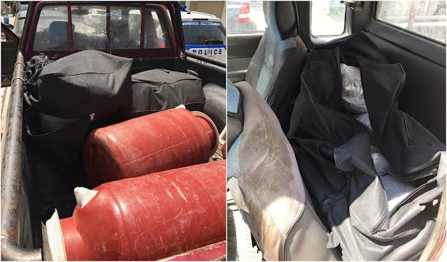 Συνελήφθησαν δύο ημεδαποί με 69 κιλά κάνναβης