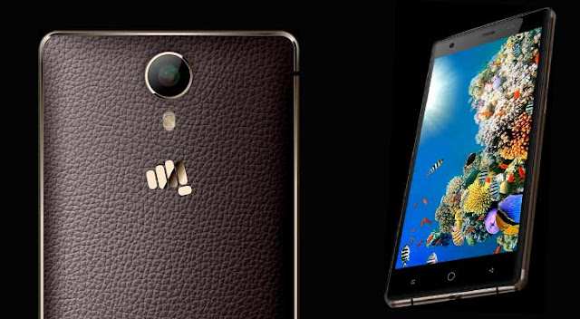 Micromax Canvas 5 Lite with 4G LTE Support Launched in India