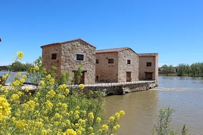 Centro de interpretación Zamora. Aceñas de Olivares