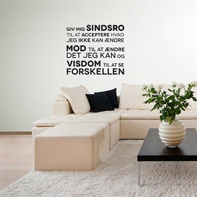 tankevækkende citater om livet citater om livet: wallstickers citater tankevækkende citater om livet